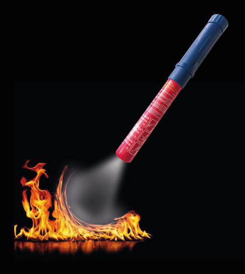 FSS redmiddel bij brand